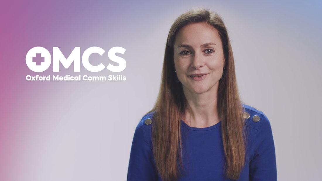 Amy Enticknap - Medical Communication Skills Coaching | Oxford, UK | OMCS